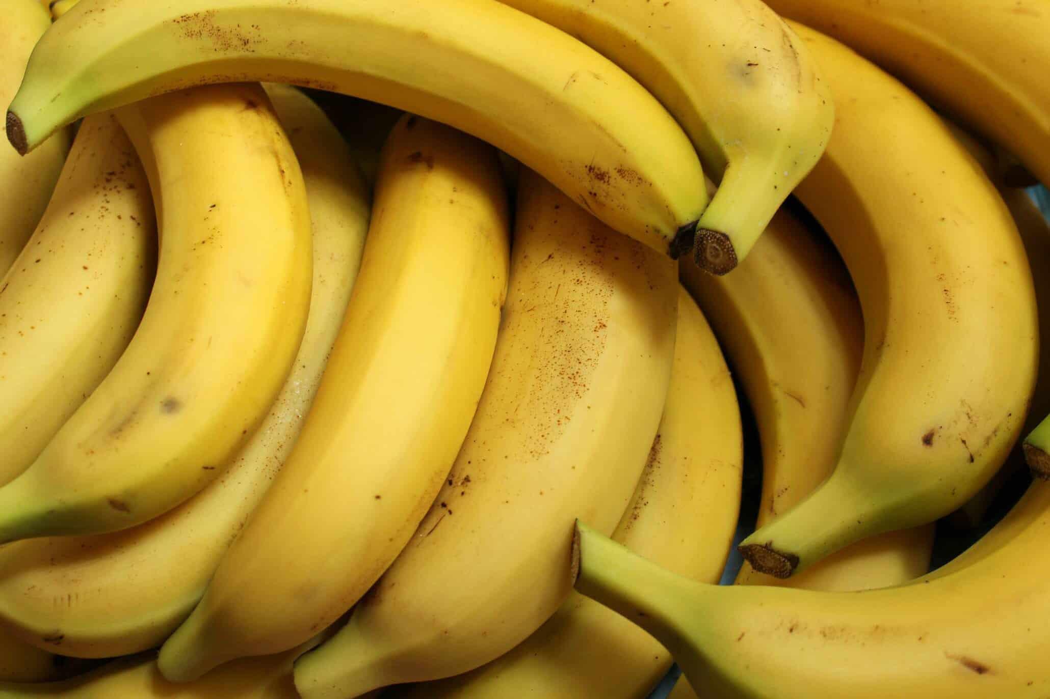 Eine reife Banane