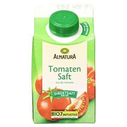 Bio Tomatensaft von Alnatura