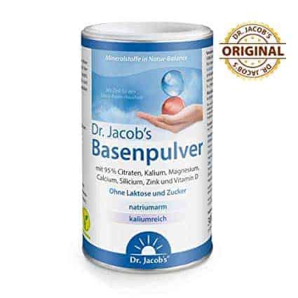 Dr Jacob's Basenpulver