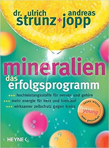 Mineralien-Buch von Dr. Strunz