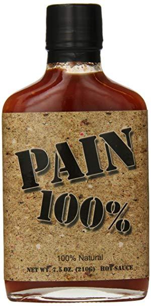 Pain 100% Chili-Sauce