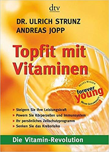 Buch über Vitamine
