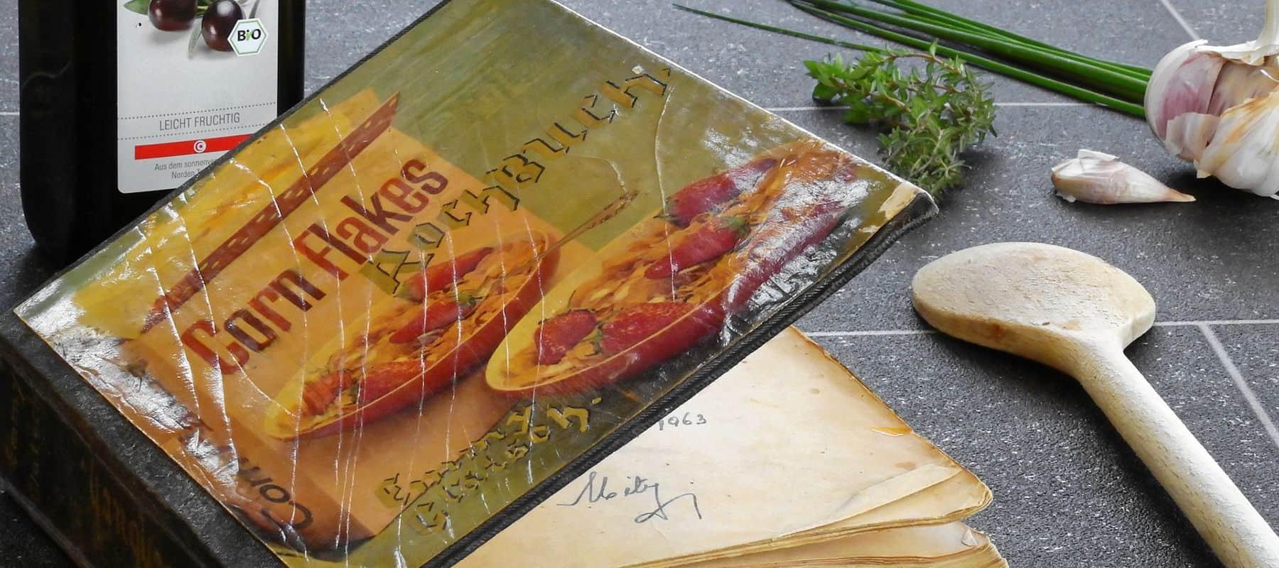 Rezept- & Kochbücher